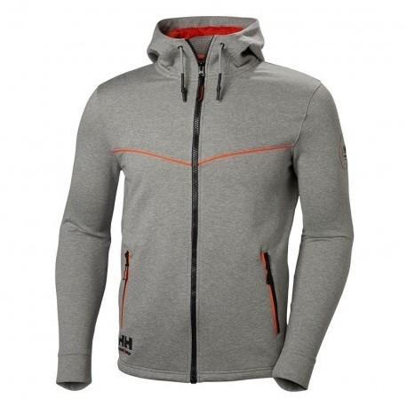 sweatshirt à capuche zippé HELLY HANSEN Chelsea