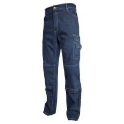 jeans Typhon avec genouillères