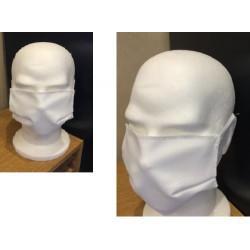 Masque coton lavable élastiques