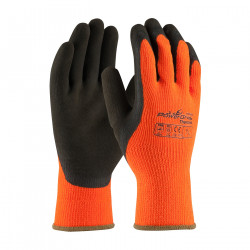 Gant froid 41-1400 HV polaire enduit latex