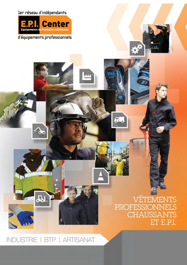Catalogue BTP - Artisanat - Industrie
