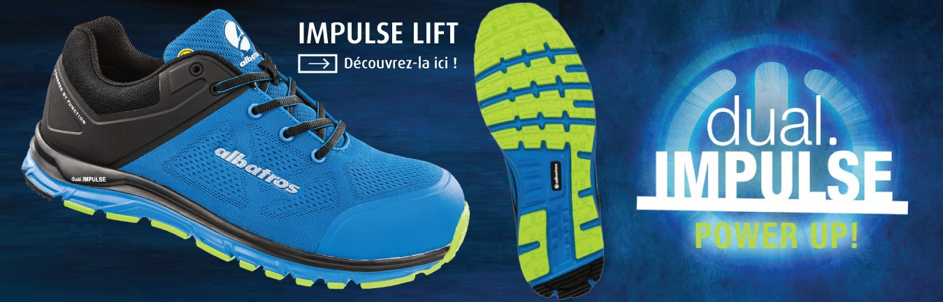 Chaussures IMPULSE LIFT